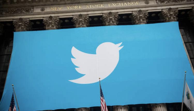 Twitter(图片来源:Andrew Burton/Getty Images)