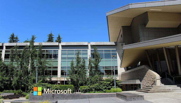 科技巨头微软