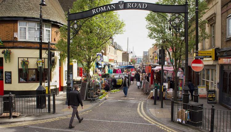 伦敦房产热点,印花税节省,Bow,Roman Road Market