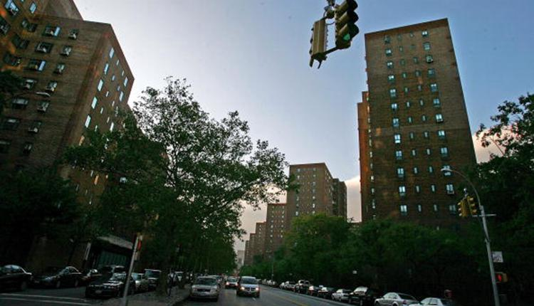 曼哈顿公寓