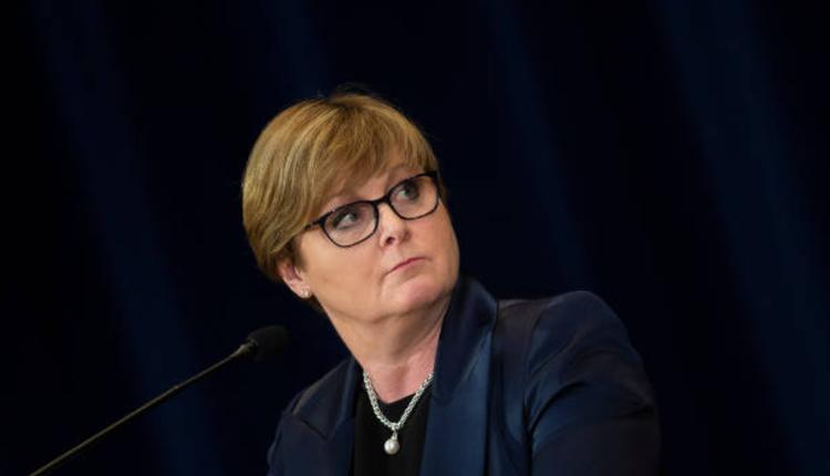 澳洲国防部长Linda Reynolds