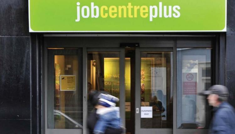 英国,就业中心,失业,就业