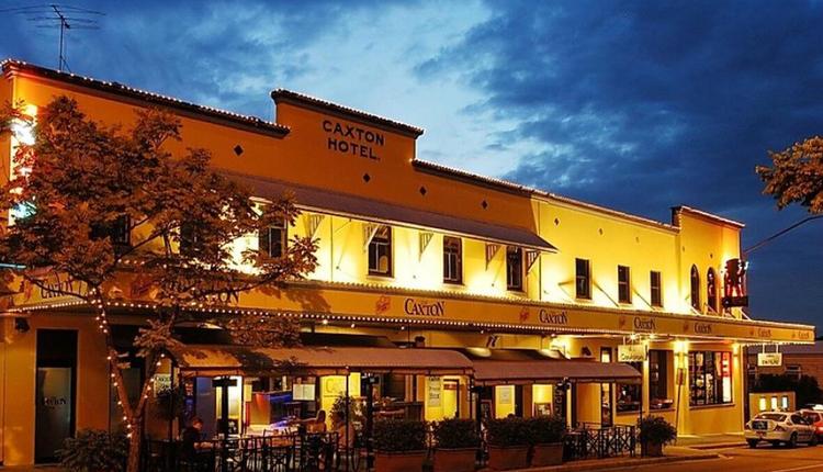 布里斯本Caxton酒店