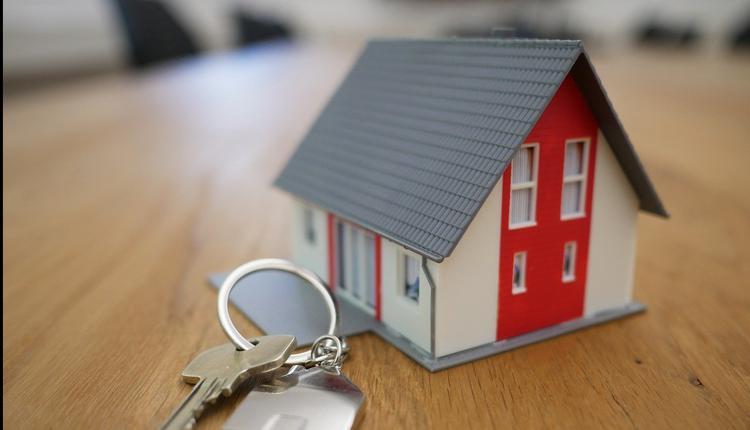 住房,钥匙,房地产,房贷,按揭贷款