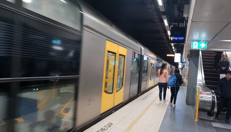 悉尼火车站