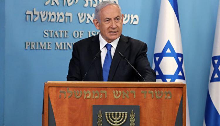 以色列总理内塔尼亚胡(Benjamin Netanyahu)