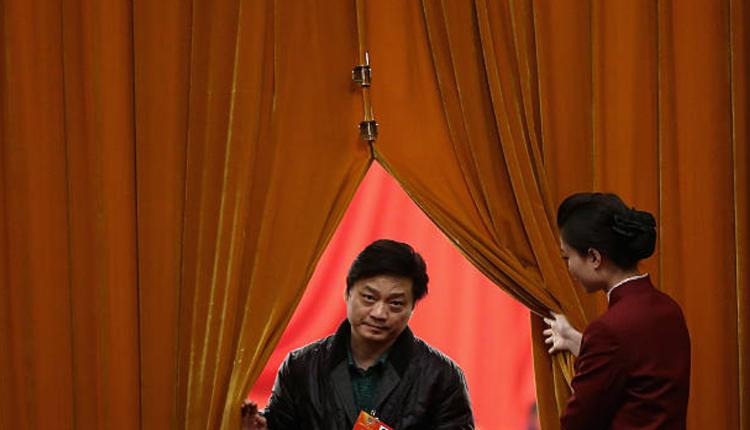 前央视著名主持人崔永元