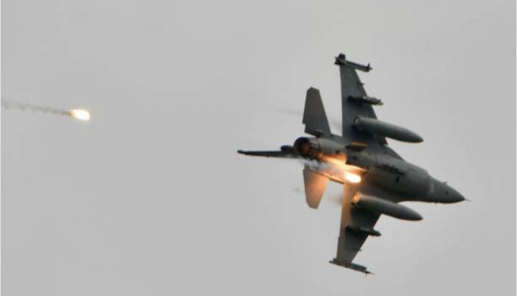 新型F-16V战机