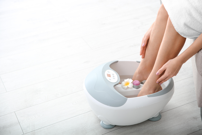 电动足浴桶