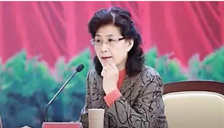 中央党校教授蔡霞