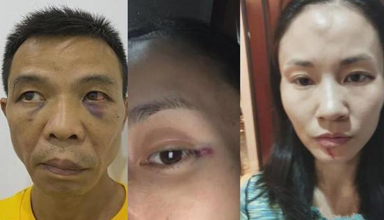 男子发文称被副局长锁在家中殴打