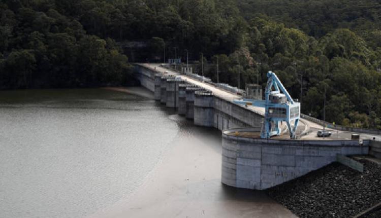 Warragamba大坝