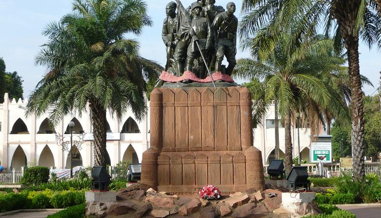 马里的第一次世界大战纪念纪念碑