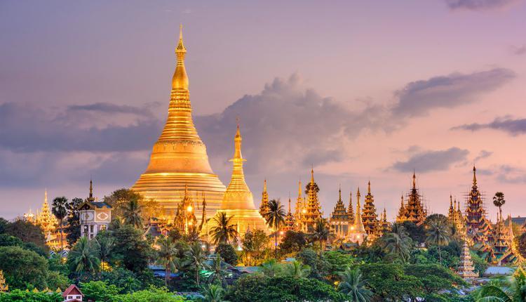缅甸的丁盛一夜之间由女变男。