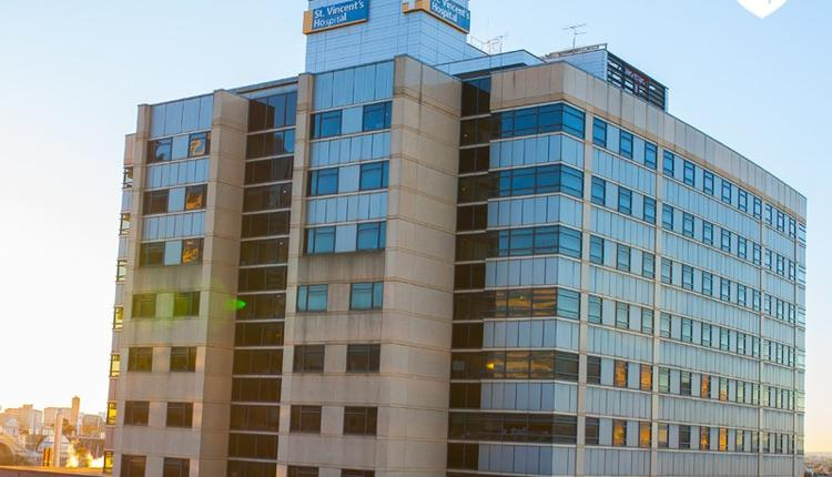 墨尔本圣文森特医院St Vincent's Hospital Melbourne