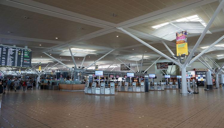 布里斯本机场