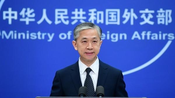 中国外交部发言人汪文斌