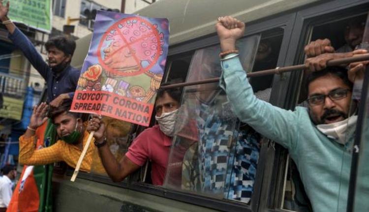 中印关系日益恶化