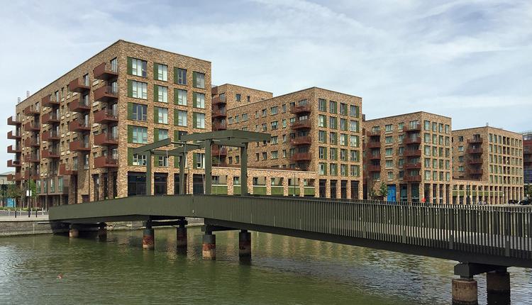 Royal Albert Wharf, 伦敦房产, shared ownership