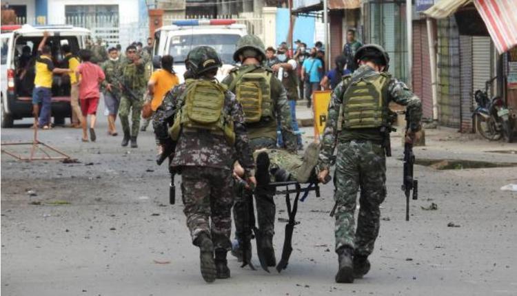 菲律宾24日爆炸事件