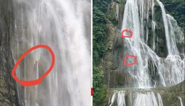 两名登山爱好者在滴水滩瀑布景区进行瀑降不幸身亡