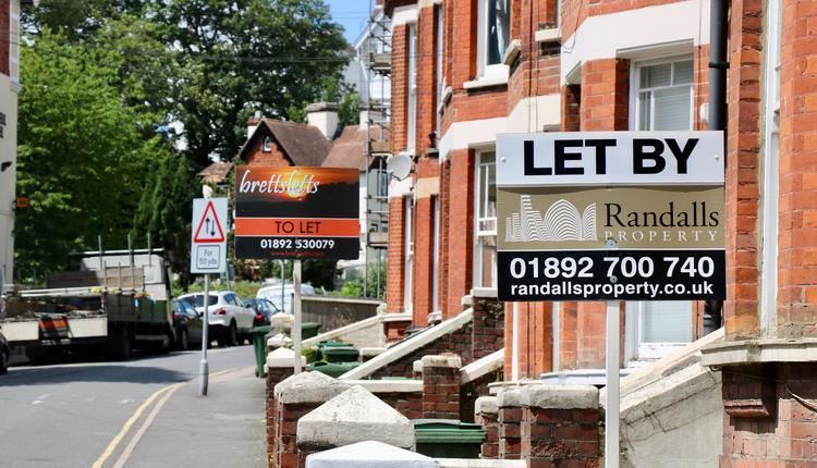 英国,出租房产,房地产