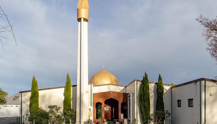 新西兰 清真寺