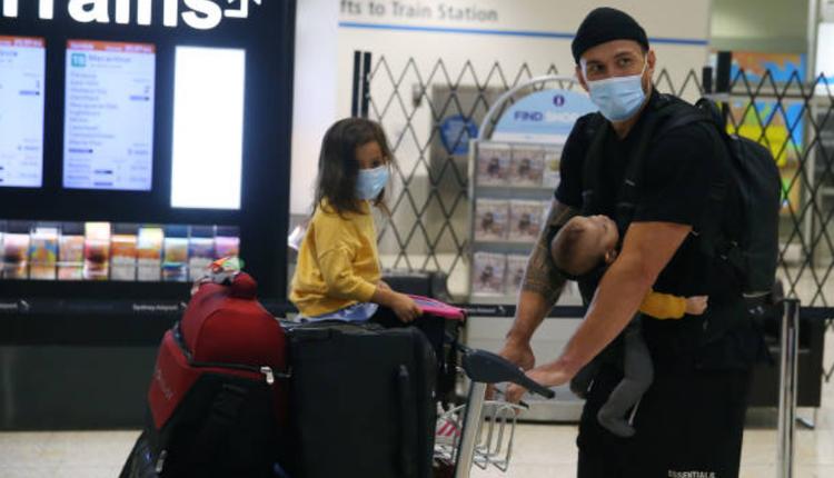 疫情對旅遊業造成嚴重破壞,悉尼機場近四分之一的員工將被解僱