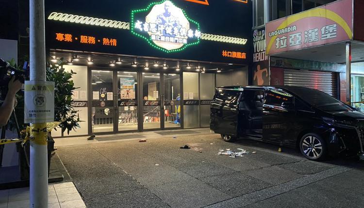台湾网红馆长28日凌晨遭到枪击