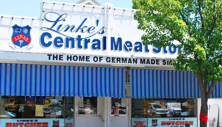 Linke's Central Meat Store