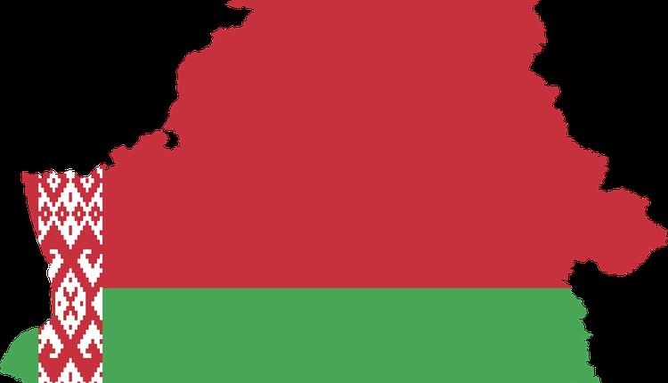 白俄罗斯领土图