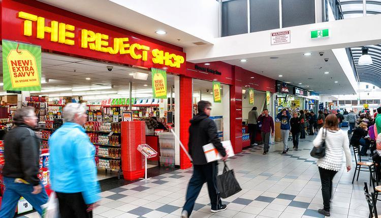 Reject shop