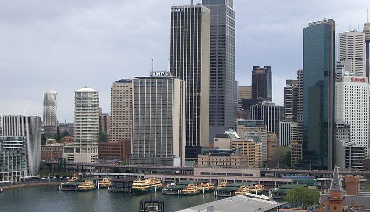 疫情危机将给悉尼中央商务区(CBD)带来100亿澳元的损失。