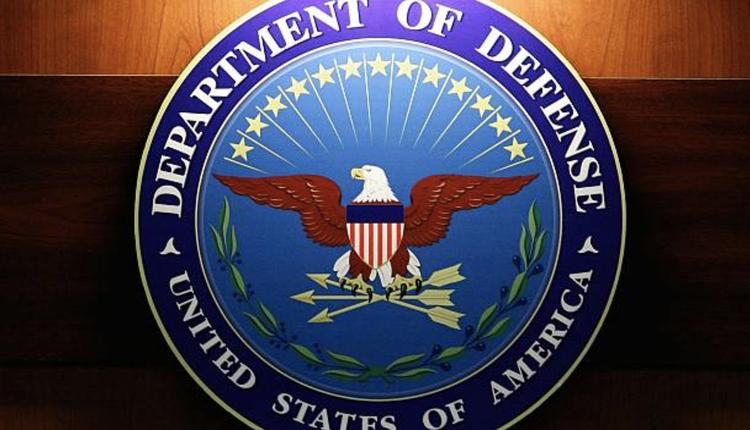 美国国防部徽章