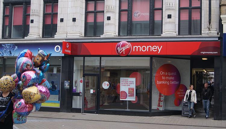 高比例房贷, 英国, Virgin Money