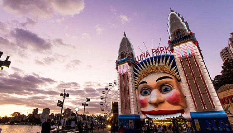 悉尼Luna Park