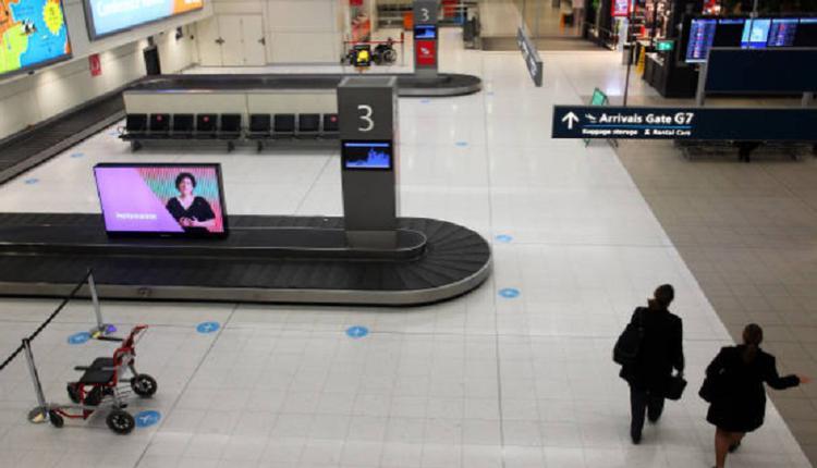墨尔本机场