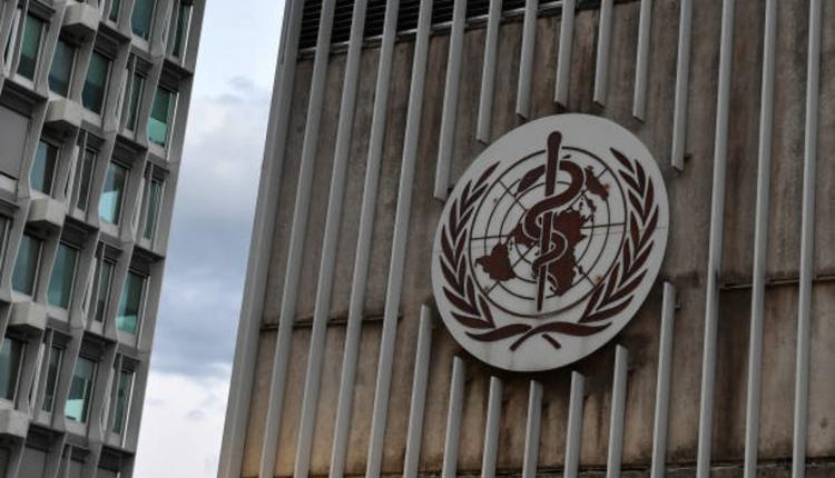 世界卫生组织徽章