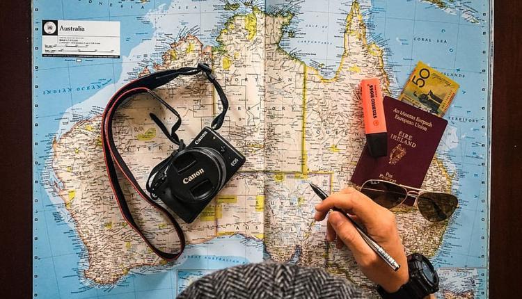 澳大利亚 护照