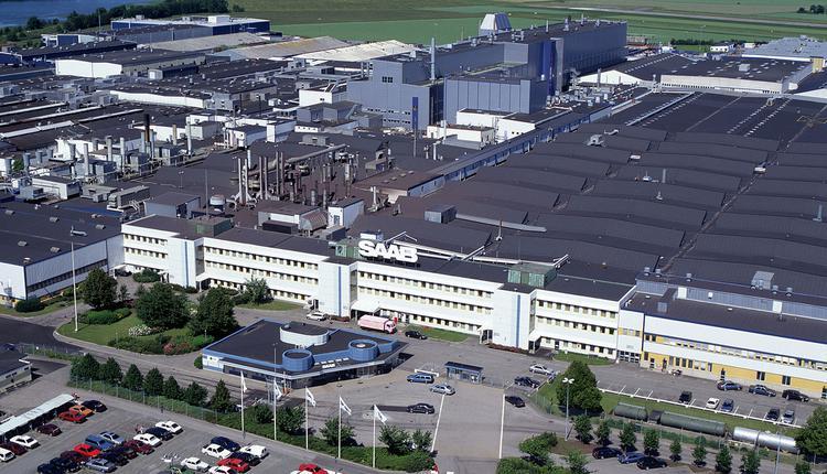SAAB 工厂