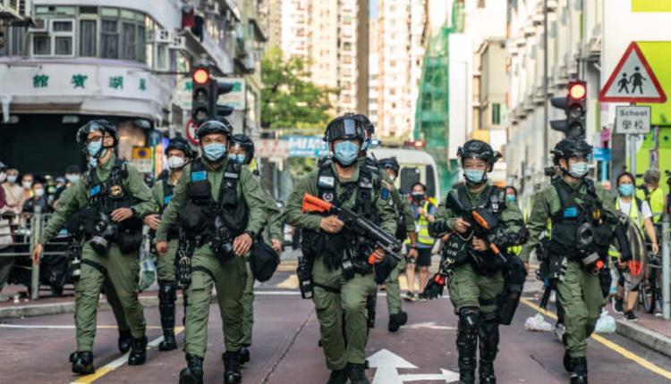 香港906九龙大游行