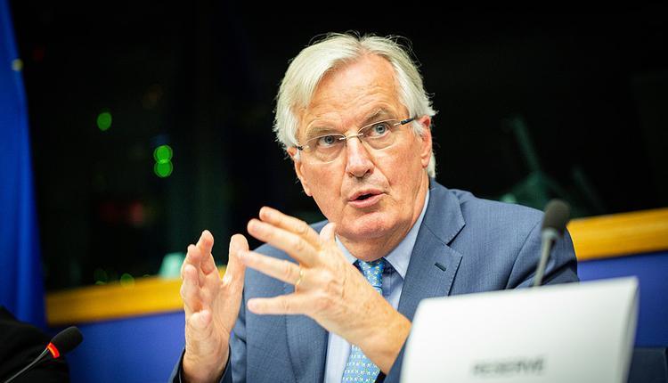 脱欧谈判, 欧盟
