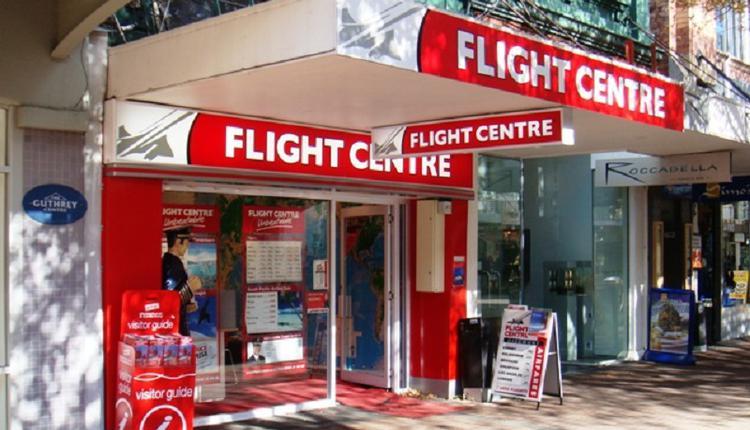 昆士兰旅游业巨头Flight Centre Travel Group