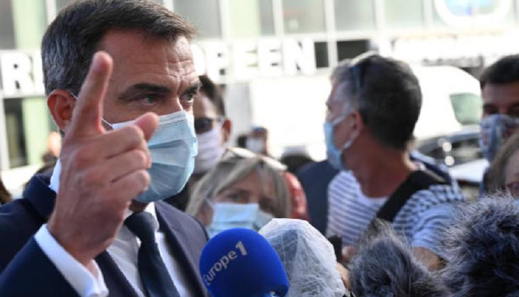 法国卫生部部长维兰