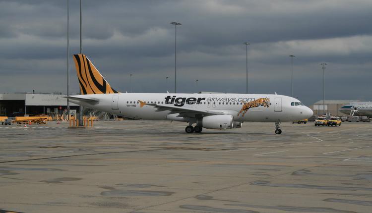 廉价航空公司澳洲虎航正式关闭