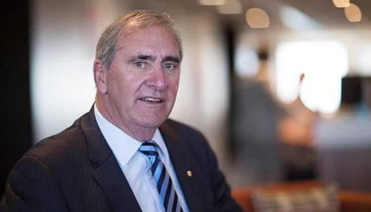 NSW Premier John Fahey