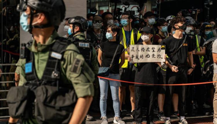 美升级对香港的旅游警示