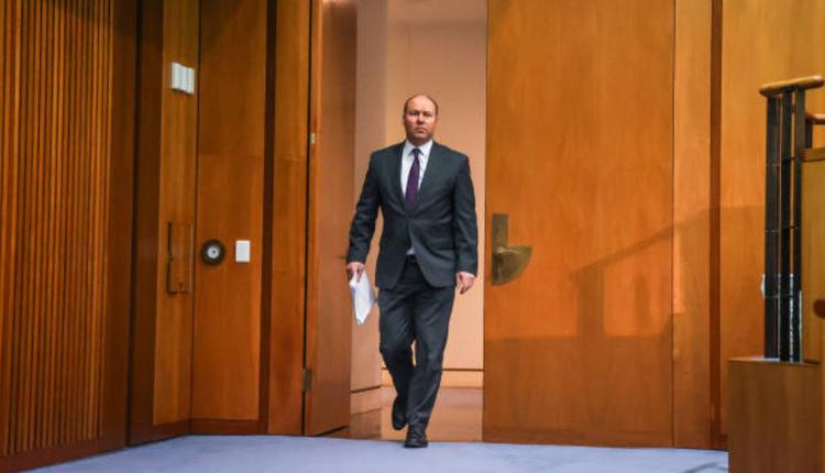 澳洲财政部长Josh Frydenberg