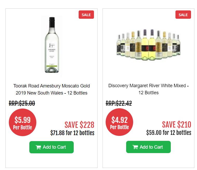 澳洲Just Wines推限時促銷活動 每瓶低至0.75刀
