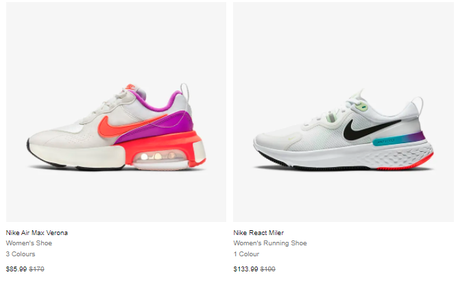 Nike折扣